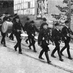 Historie 11 -Der Spielmannszug 1951 in Kemnat