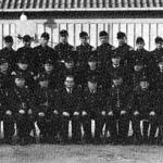 Historie 13 - Die Mannschaft beim 75jährigen Jubiläum 1953