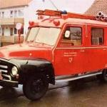 Historie 15 - Der gute alte Opel-Blitz (LF 8 TS) aus dem Jahre 1956