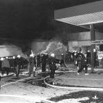 Historie 21 - Brand Freie Tankstelle