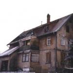 Historie 23 - Das ausgebrannte Haus in der Friedrichstraße