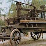 Historie 5 - Die erste Saugdruckspritze von 1905