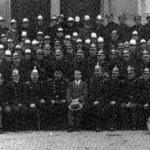 Historie 7 - Gruppenbild von 1931