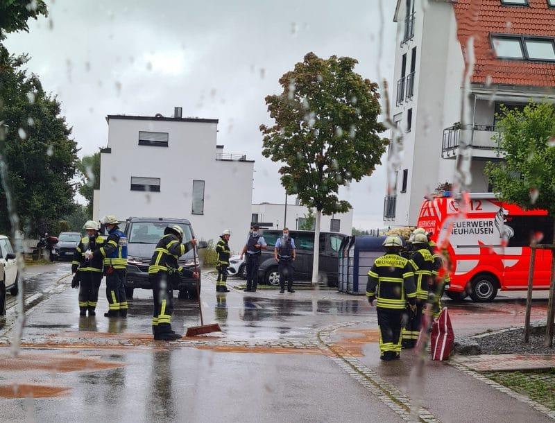 Foto: FFW Neuhausen a.d.F.